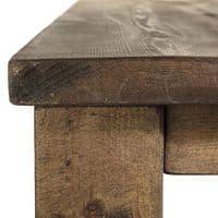 Coleridge Wooden Desk   Home Office   Funky Chunky Furniture